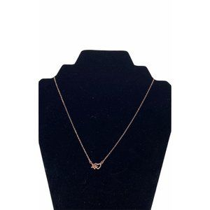 Love Star Rose Gold Women's Necklace